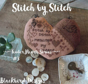 Stitch By Stitch (Tender Heart Series #3)
