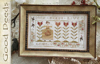 Good Deeds - Cross Stitch Pattern