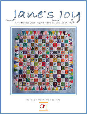 Jane's Joy - Cross Stitch Pattern