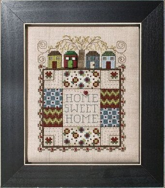 Quilted With Love 1 - Home Sweet Home