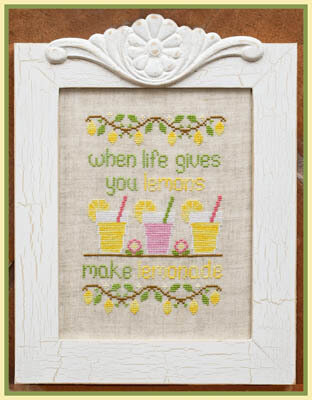 how to make my own cross stitch pattern