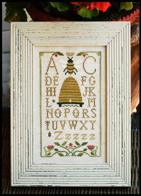Honeybee Sampling - Cross Stitch Pattern