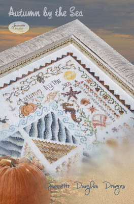 Autumn by the Sea - Seasonal Set #3 - Cross Stitch Pattern
