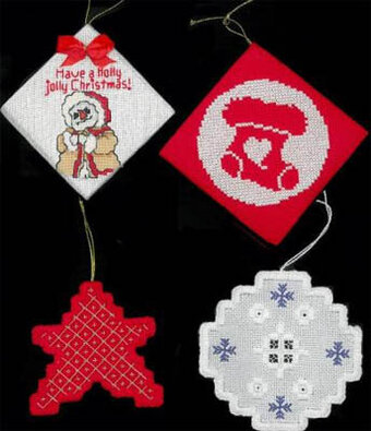 Awesome Ornaments - Cross Stitch Pattern