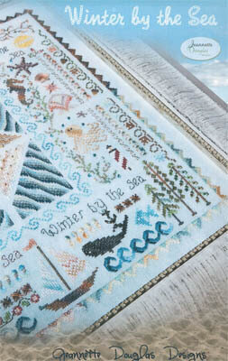 Winter by the Sea - Seasonal Set 4 - Cross Stitch Pattern