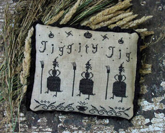 Jiggity Jig - Cross Stitch Pattern
