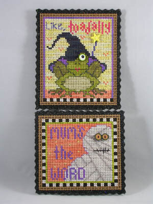 Double Whammy - Cross Stitch Kit