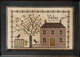 Virtue - Cross Stitch Pattern
