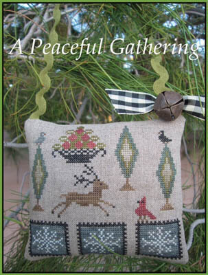 Peaceful Gathering - Cross Stitch Pattern