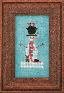 Wee One - Alfred - Cross Stitch Pattern