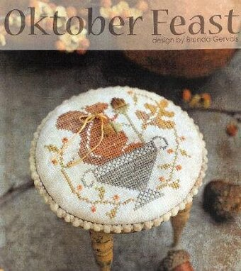 Oktober Feast - Cross Stitch Pattern