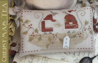 Christmas Tea - Cross Stitch Pattern