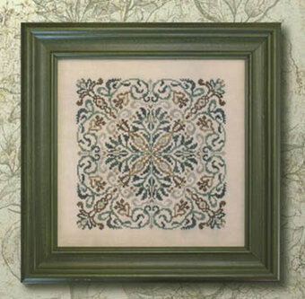 Forest Flower - Cross Stitch Pattern