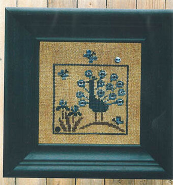 World of Color - Blue - Cross Stitch Pattern
