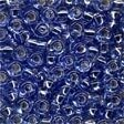 Mill Hill 16026 Crystal Blue Glass Pony Beads - Size 6/0