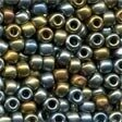 Mill Hill 16037 Abalone Glass Pony Beads - Size 6/0