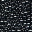 Mill Hill 16081 Jet Glass Pony Beads - Size 6/0