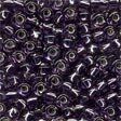 Mill Hill 16608 Amethyst Ice Glass Pony Beads - Size 6/0