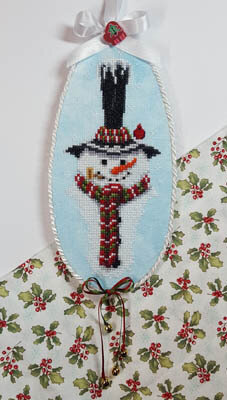 All Dressed Up For Winter - Cross Stitch Pattern