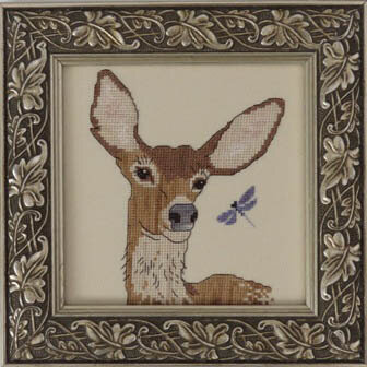 Oh My Deer - Cross Stitch Pattern