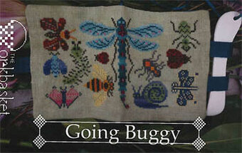 Going Buggy - Cross Stitch Pattern