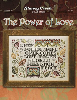 Power of Love, The - Cross Stitch Pattern