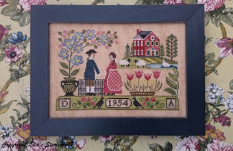 Anniversary, The - Cross Stitch Pattern