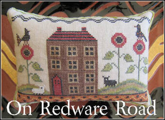 On Redware Road - Cross Stitch Pattern