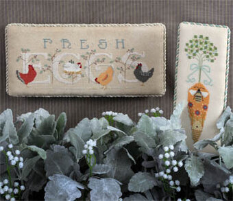 Free Range - Cross Stitch Pattern