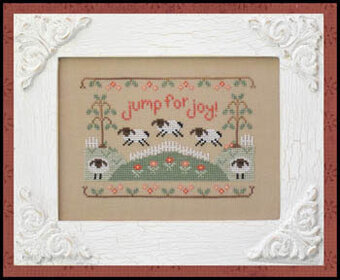 Jump For Joy - Cross Stitch Pattern