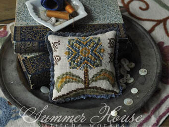 Fragments in Time 2017 - Number Three - Cross Stitch Pattern