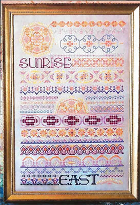 Sunrise - Cross Stitch Pattern