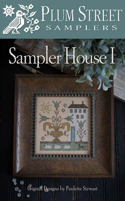 Sampler House I - Cross Stitch Pattern