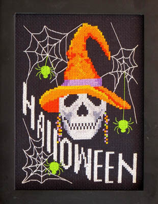 Boo - Cross Stitch Pattern