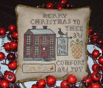 Comfort and Joy - Cross Stitch Pattern