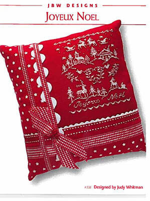 Joyeux Noel - Cross Stitch Pattern