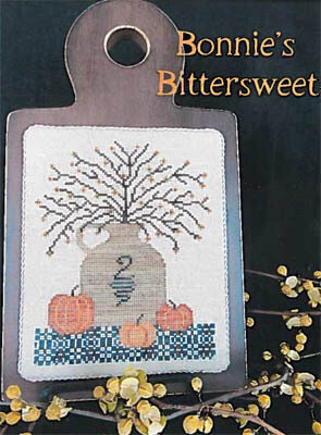 Bonnie's Bittersweet - Cross Stitch Pattern
