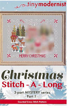 Christmas Stitch-a-Long Part 1