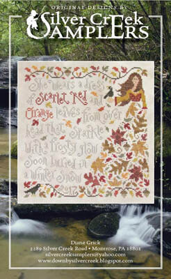 Olivia Ochreleiph - Cross Stitch Pattern