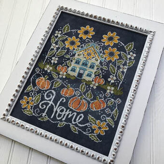 Sunflower Manor - Cross Stitch Pattern