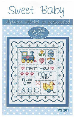 Sweet Baby - Cross Stitch Pattern
