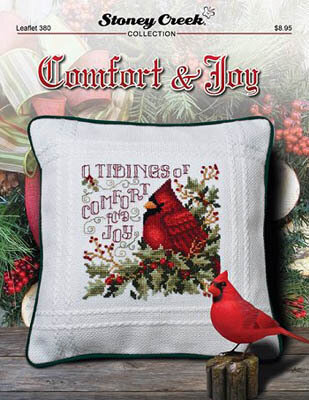 Comfort & Joy - Cross Stitch Pattern