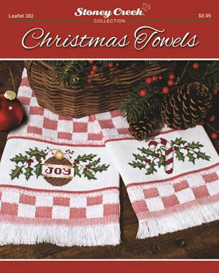 Christmas Towels - Cross Stitch Pattern
