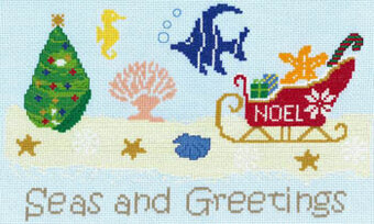 Seas and Greettings - Cross Stitch Pattern