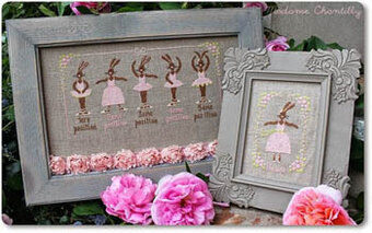 Classic Dance - Cross Stitch Pattern