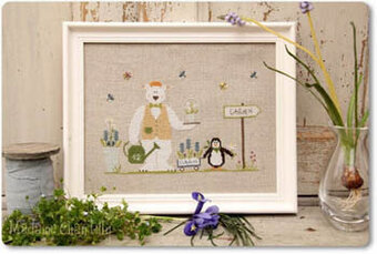 Spring is Coming - Cross Stitch Pattern