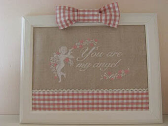 You Are My Angel - Cross Stitch Pattern