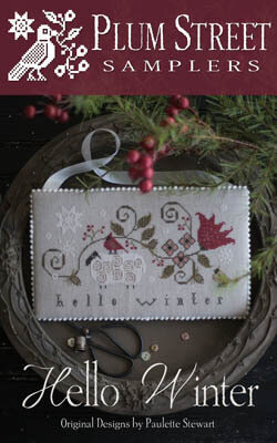 Hello Winter - Cross Stitch Pattern