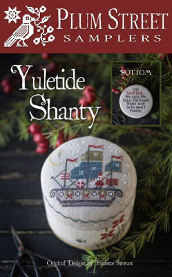 Yuletide Shanty - Cross Stitch Pattern