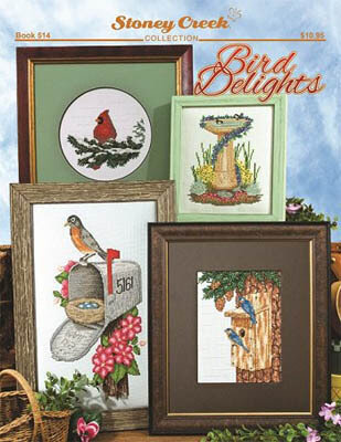 Bird Delights - Cross Stitch Pattern
